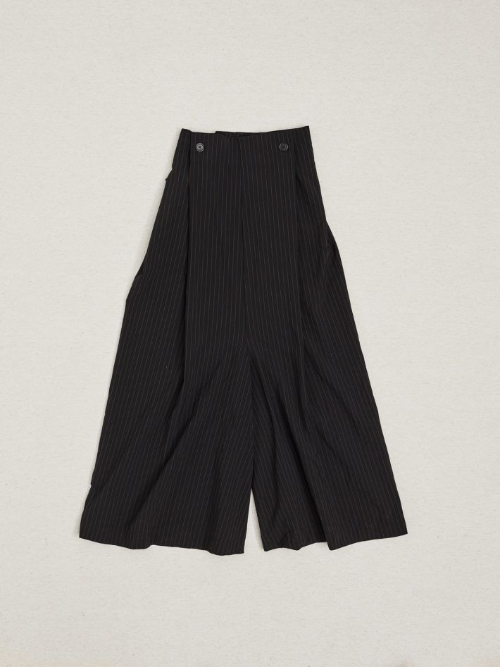 JAPANESE WIDE LEGGED TROUSERS